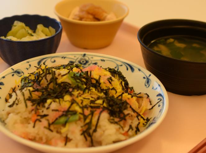 🍚本日の昼食🍚